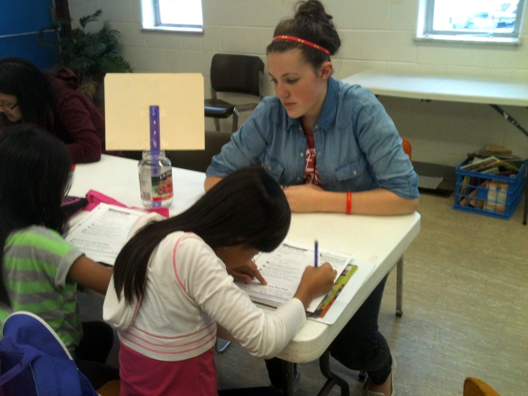 Youth Volunteer Spotlight: Maddie from Kansas City