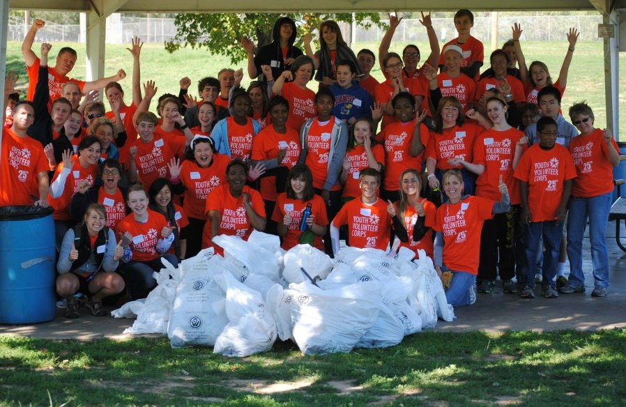 Youth Service Project Idea: Park Cleanup