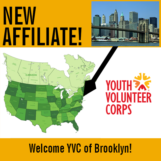 YVC Launches in Brooklyn