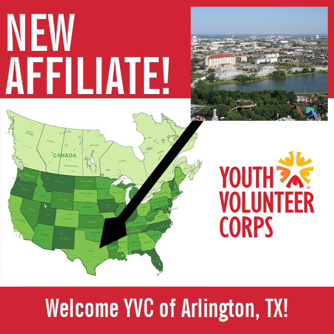 YVC Launches in Arlington, TX