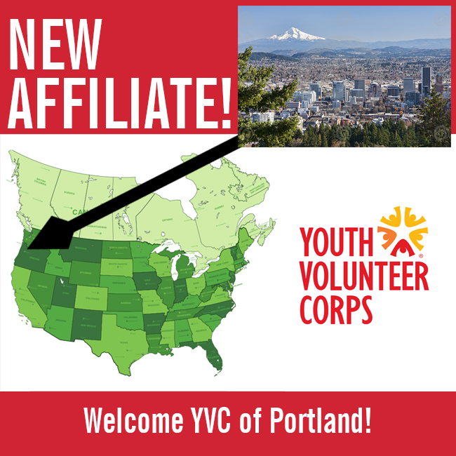 YVC Launches in Portland, OR