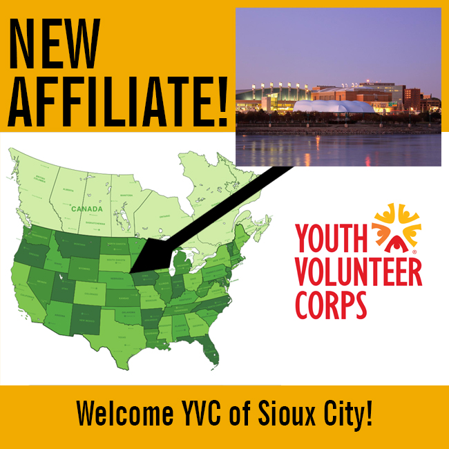 YVC Launches in Sioux City