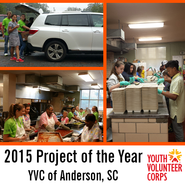 Project of the Year: YVC of Anderson, SC