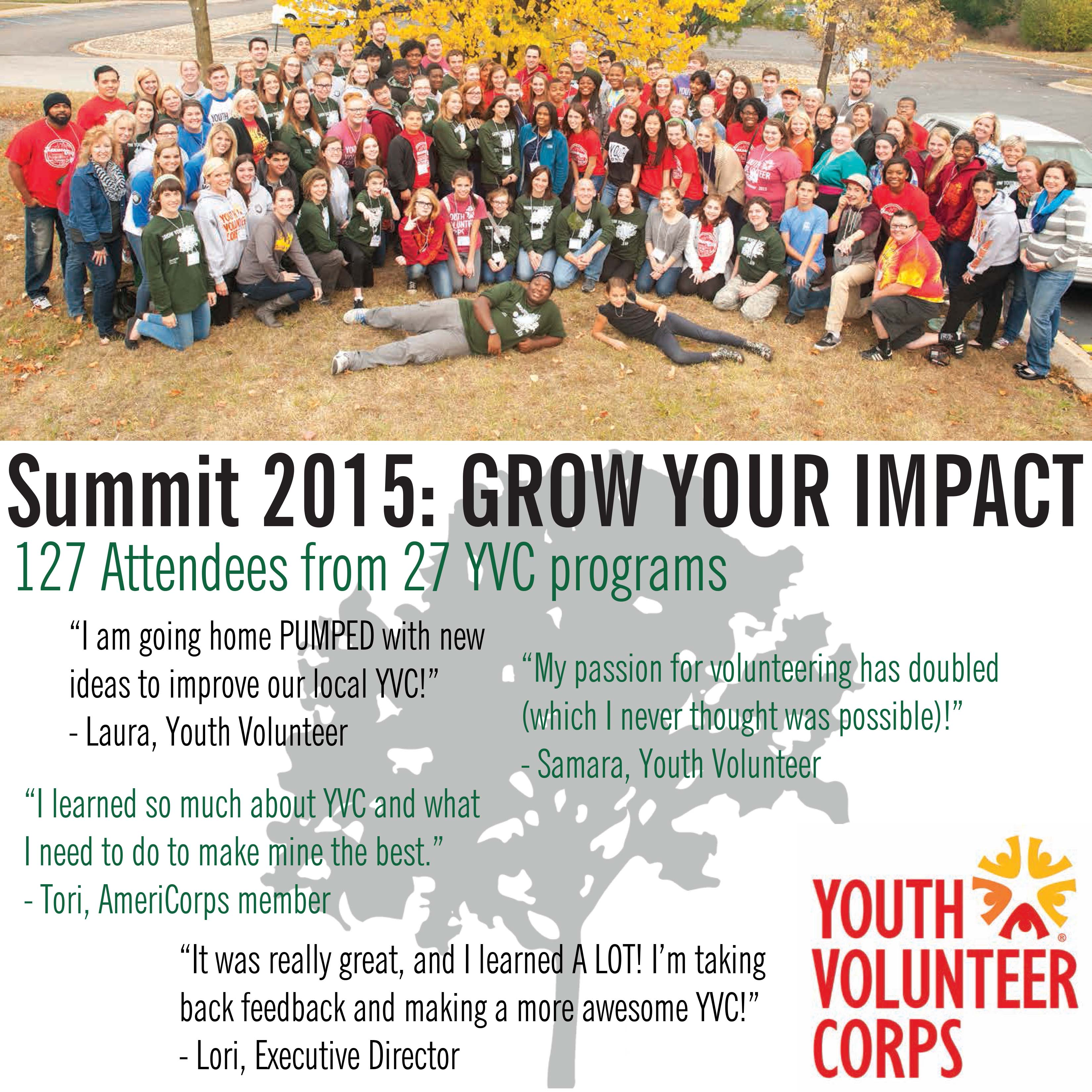 Looking Back on Summit 2015: Grow Your Impact