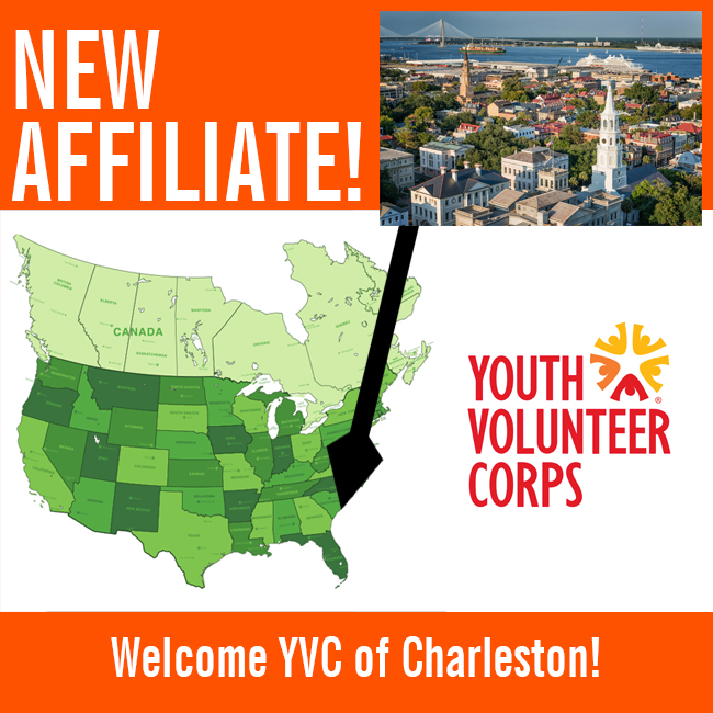 YVC Launches in Charleston