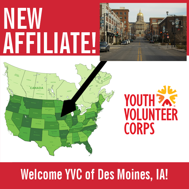 YVC Launches in Des Moines