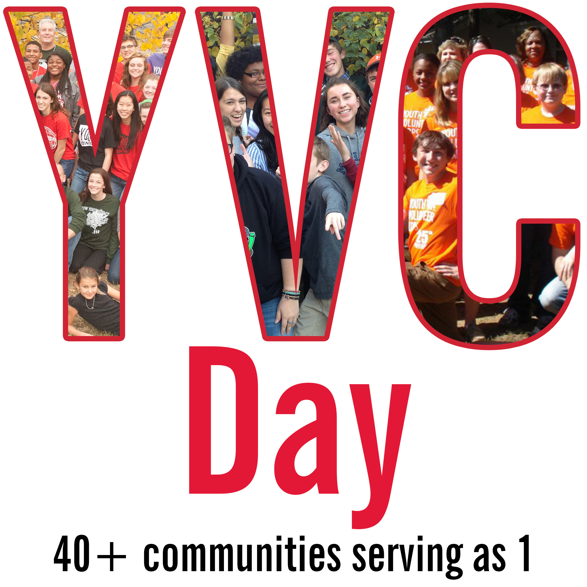 Announcing Youth Volunteer Corps Day 2016