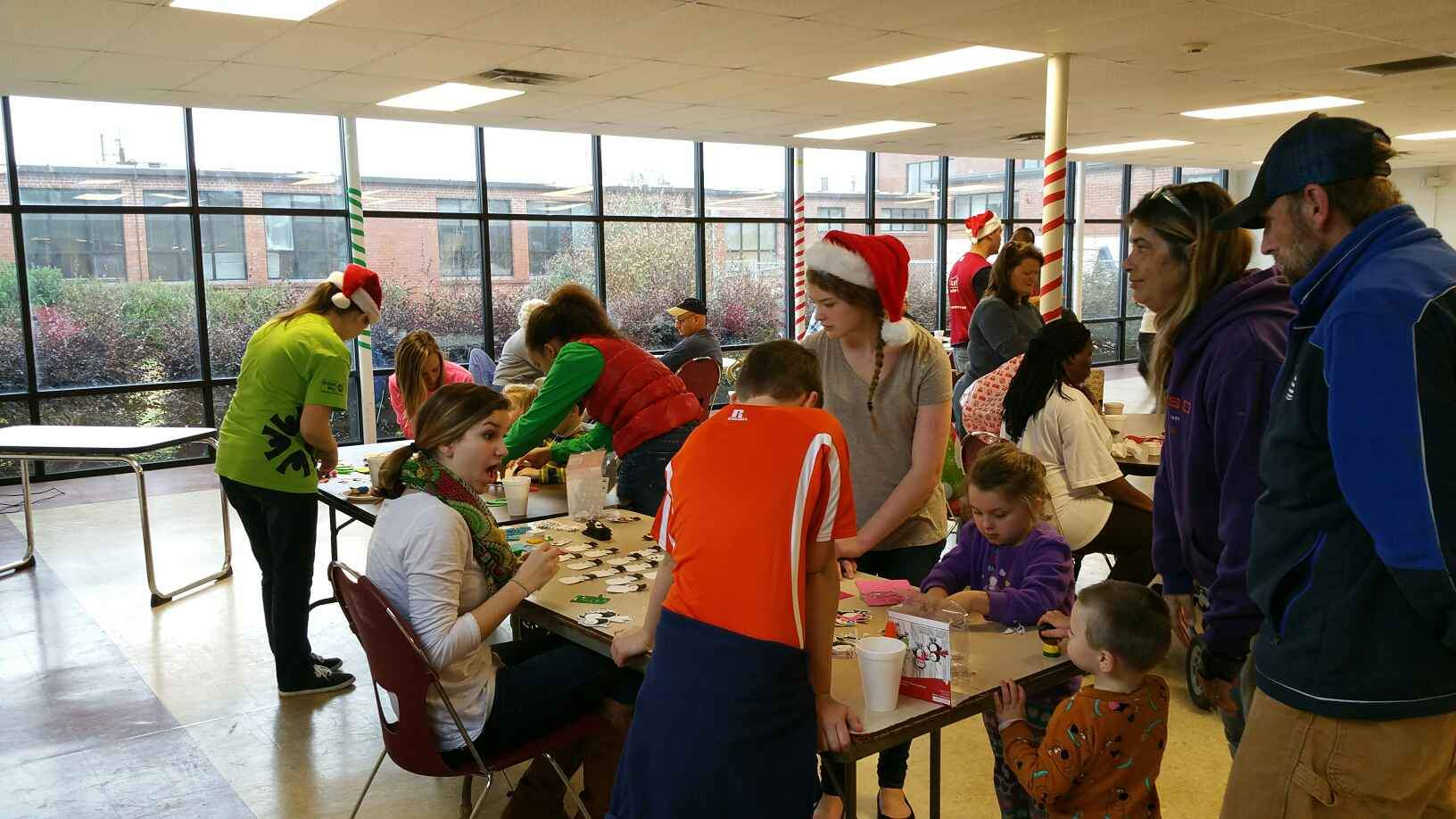 Christmas Through the Eyes of a DCEC Child
