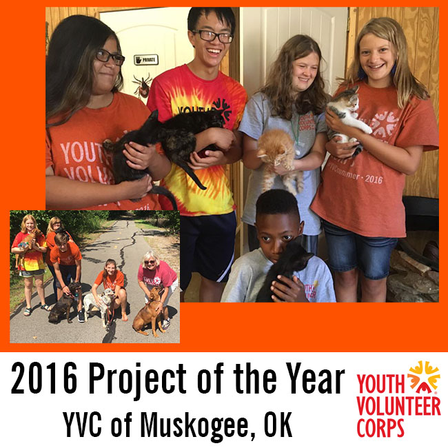 2016 Project of the Year: YVC of Muskogee, OK