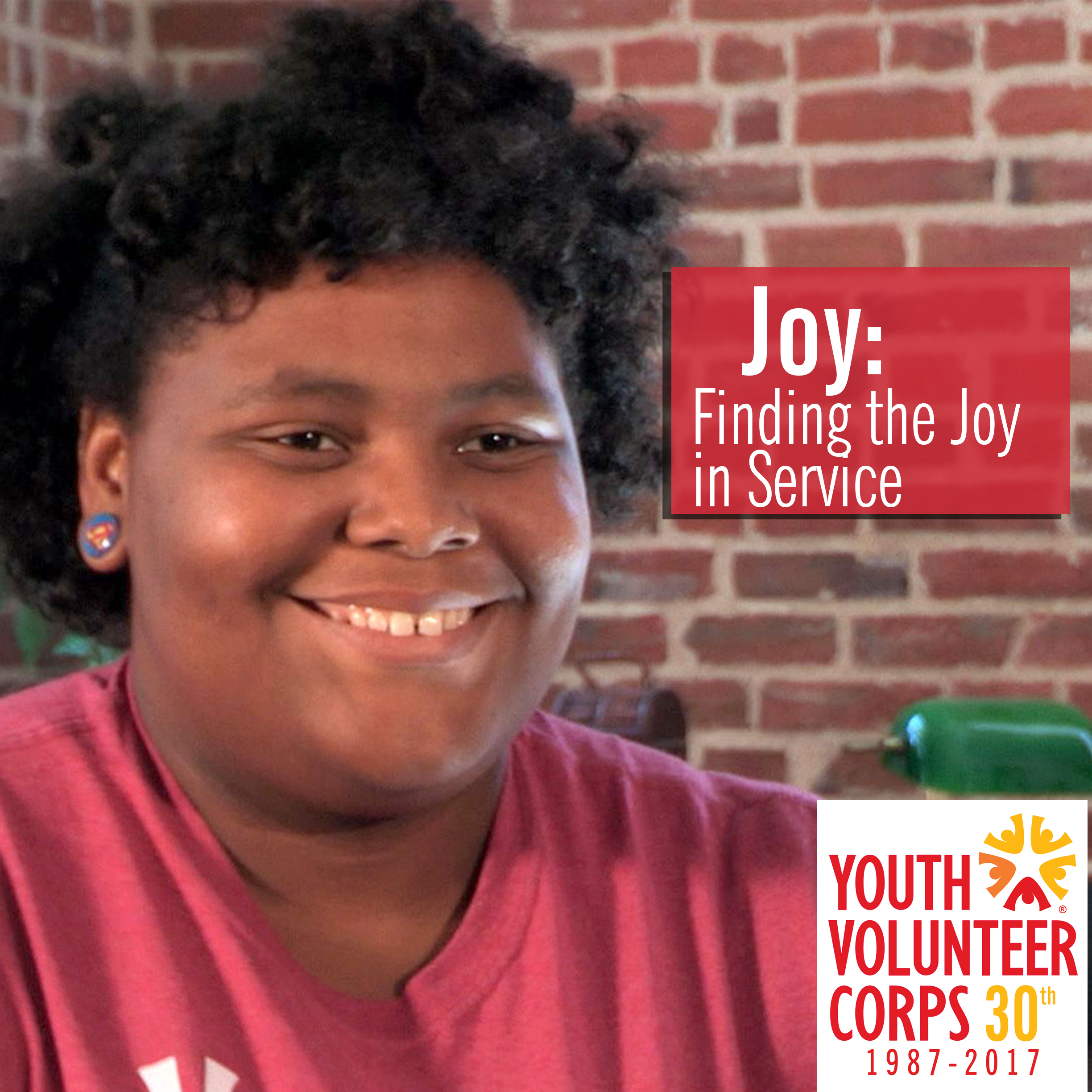 Finding the Joy in Service