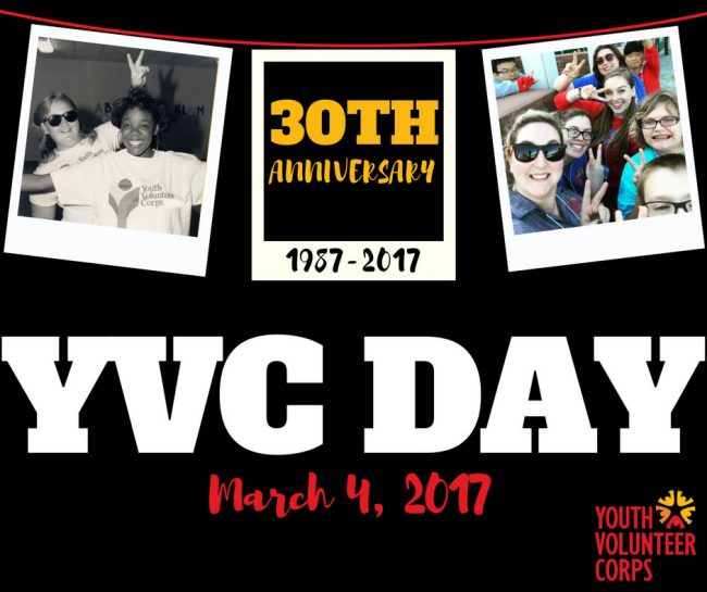 YVC Day 2017: Throwback to 1987