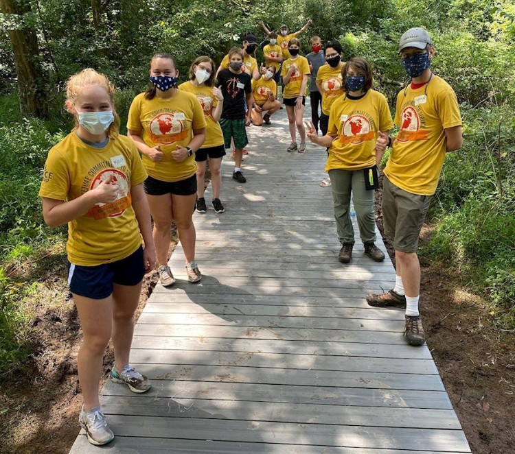 YVC Reading's Boardwalk Project